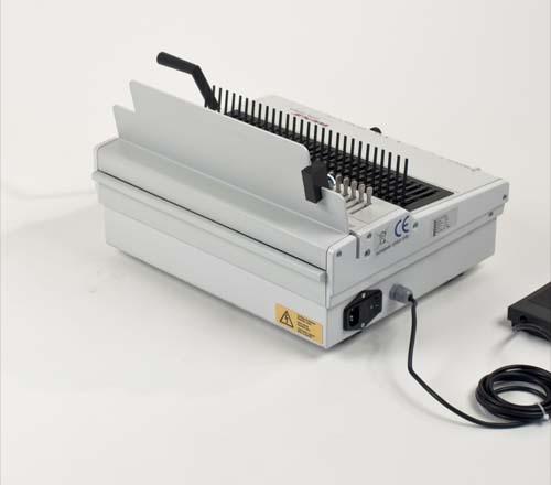 Combi Comfort Plastic Comb Binding Machine by Renz image 4