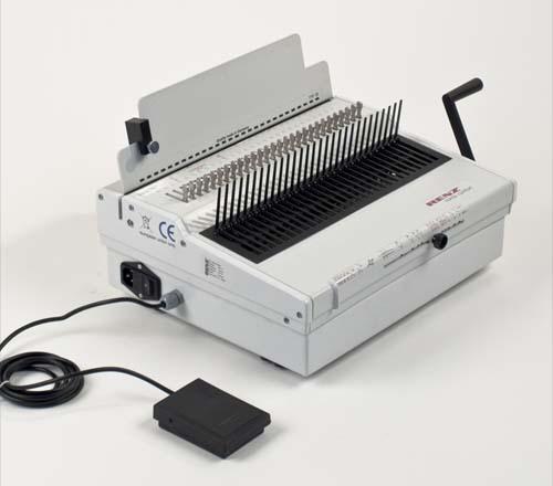 Combi Comfort Plastic Comb Binding Machine by Renz image 6