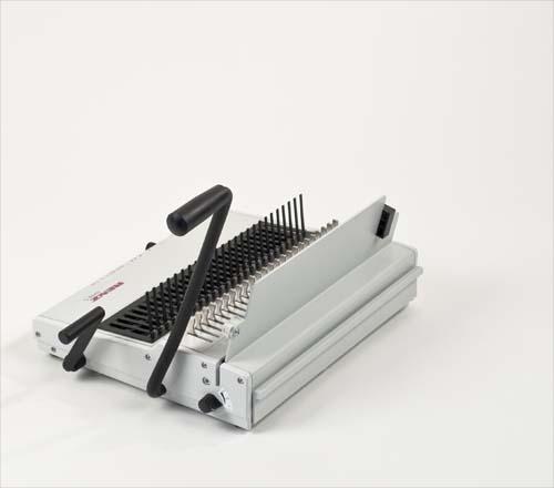 Renz Combi S Plastic Comb Binding Machine