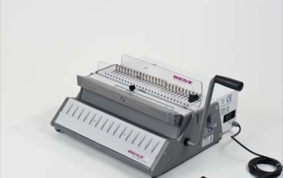 ECO 360 Comfort 2:1 Pitch Electric Wire Binding Machine by Renz image 1