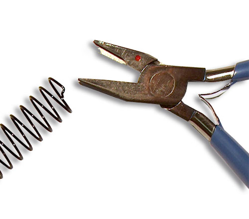 SC Pliers with Plastic Coil by Renz