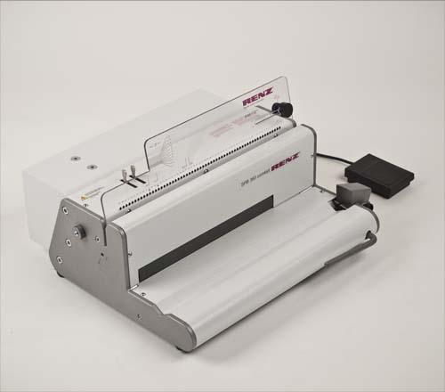 SPB 360 Comfort Coil Binding Machine by Renz - image 5