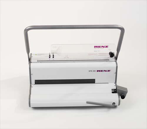 SPB 360 Coil Binding Machine by Renz image 1