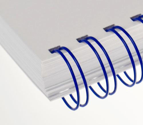 Ring Wire Blue