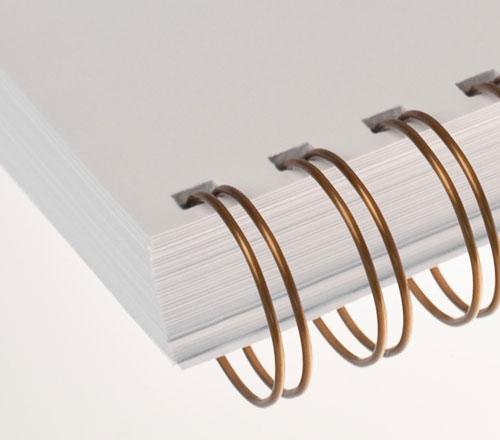 Ring Wire Bronze