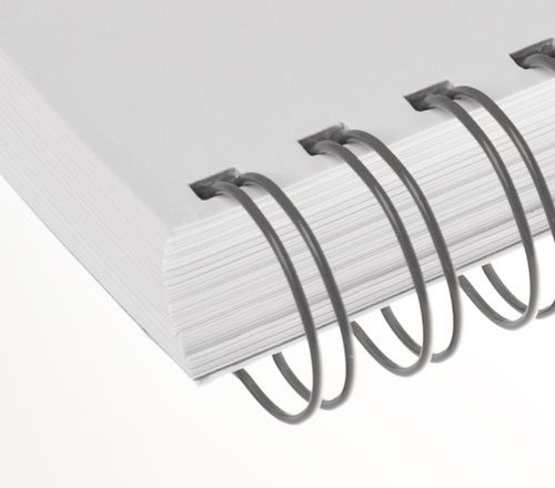 Ring Wire Grey