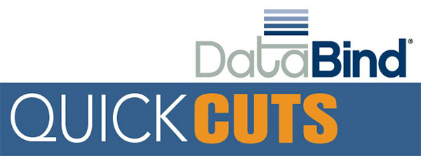 DataBind Quick Cuts News