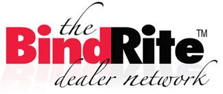 The BindRite Dealer Network Logo