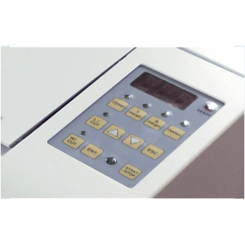 Lami Revo-T14 Automatic Laminator digital panel