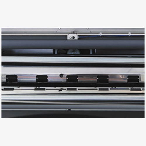 Lami Revo-T14 Automatic Laminator internal cutter