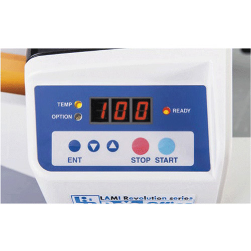 Lami Revo-Office Automatic Laminator LCD Control panel