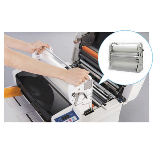 Lami Revo-Office Automatic Laminator - lifting the cassette