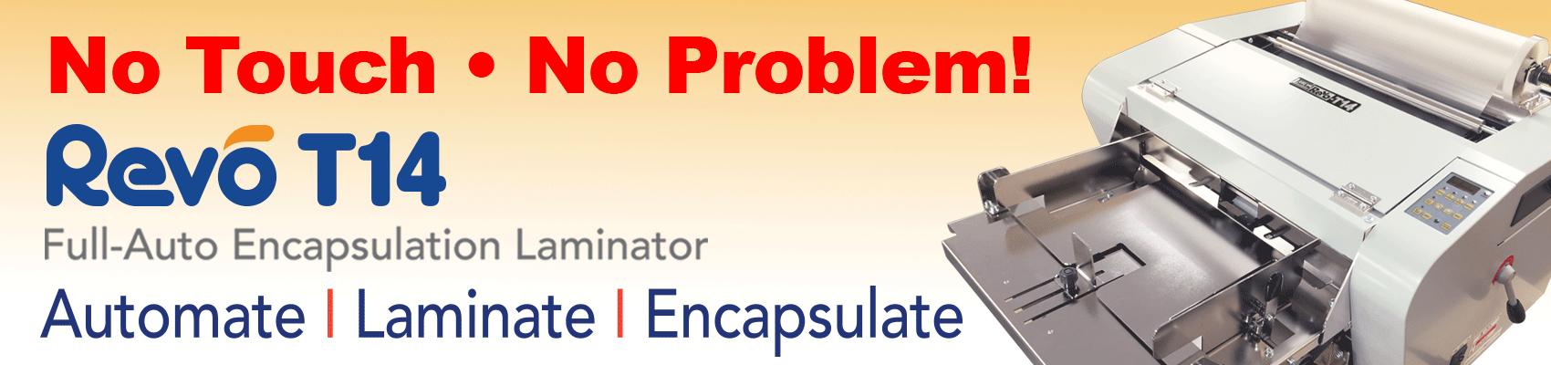 RevoT14 Full Auto Encapsulation Laminator