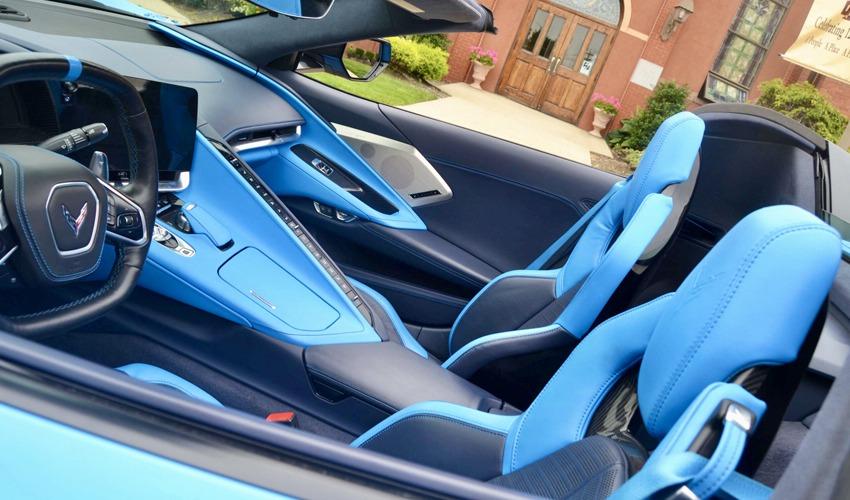 Chevrolet C8 Corvette 3LT For Rent, Long Island Exotic Cars