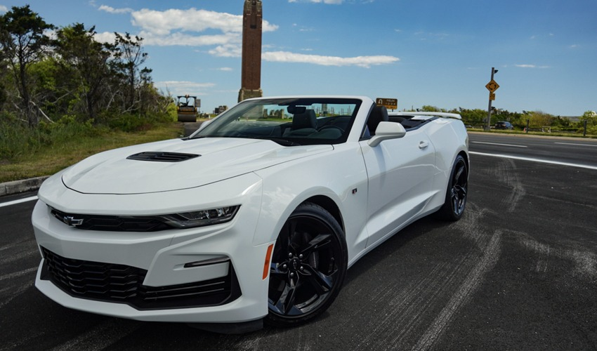 Chevrolet Camaro SS For Rent, Long Island Exotic Cars
