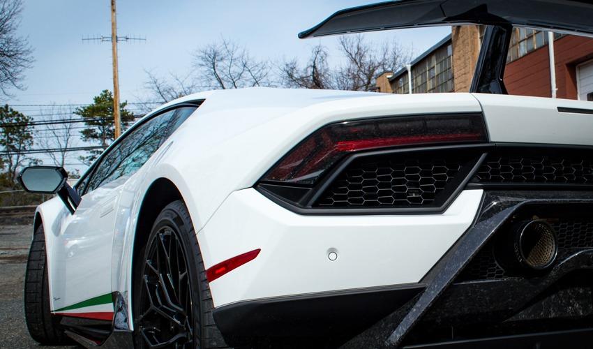 Lamborghini Huracan Performante For Rent, Long Island Exotic Cars