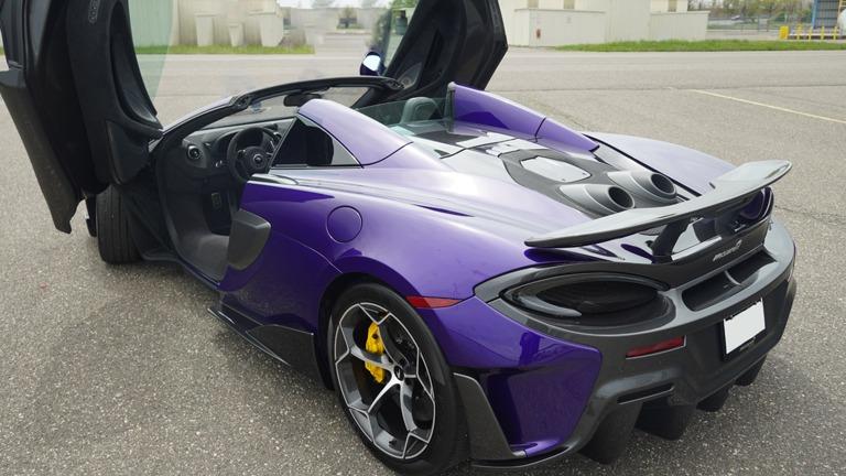 Mclaren 600LT For Rent, Long Island Exotic Cars