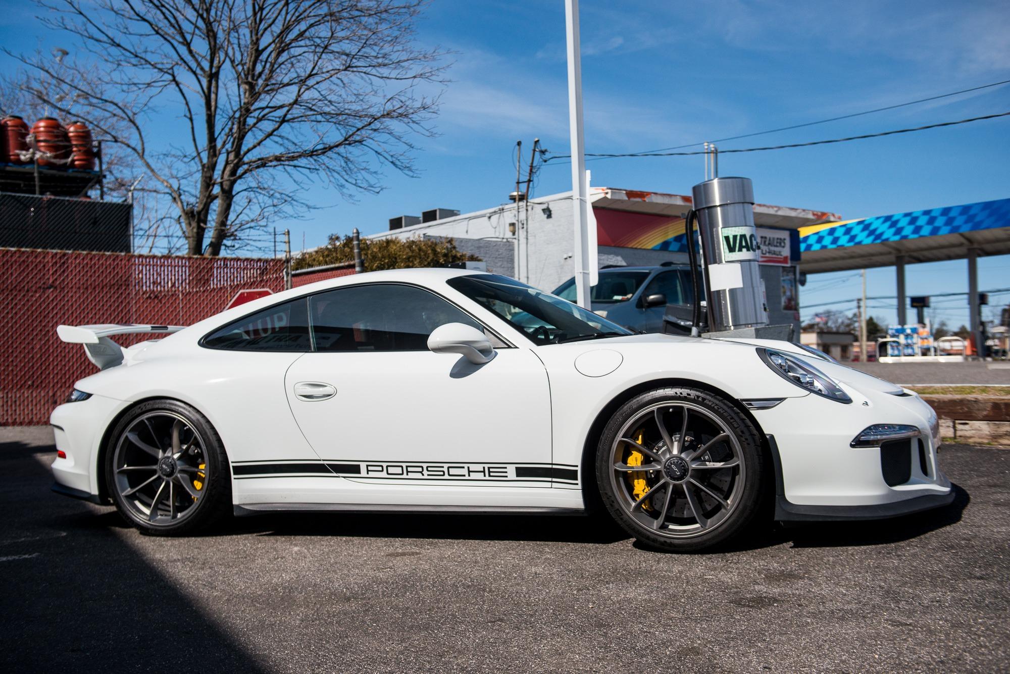 Porsche 911 GT3 For Rent, Long Island Exotic Cars