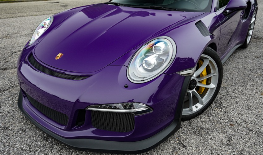 Porsche GT3 RS For Rent, Long Island Exotic Cars