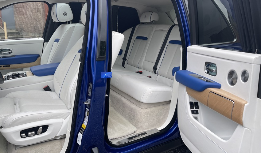 Rolls Royce Cullinan For Rent, Long Island Exotic Cars