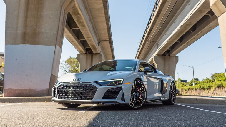 Audi R8 For Rent, Long Island Exotic Cars