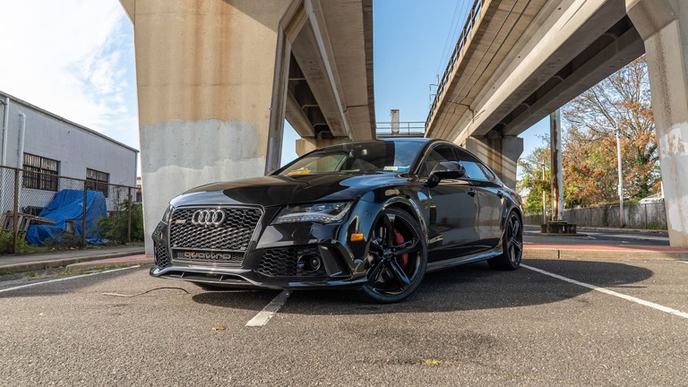 Audi RS7 For Rent, Long Island Exotic Cars
