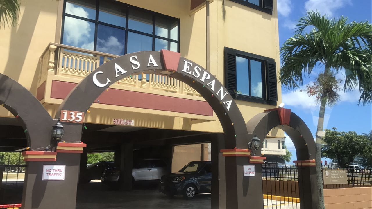 Casa Espana – Occupied!