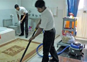 شركة تنظيف منازل بالعديد بالمنطقة بساط الريحية
