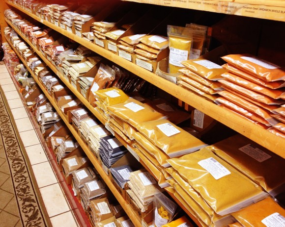 dual specialty store - spice rack