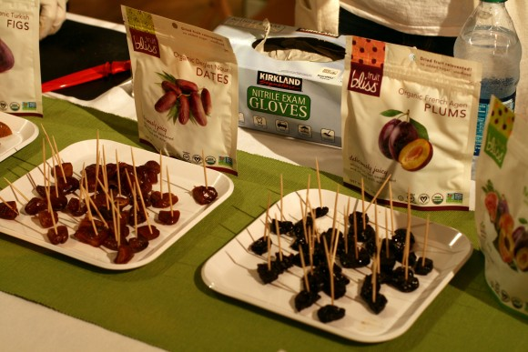 fruit bliss dates and plums