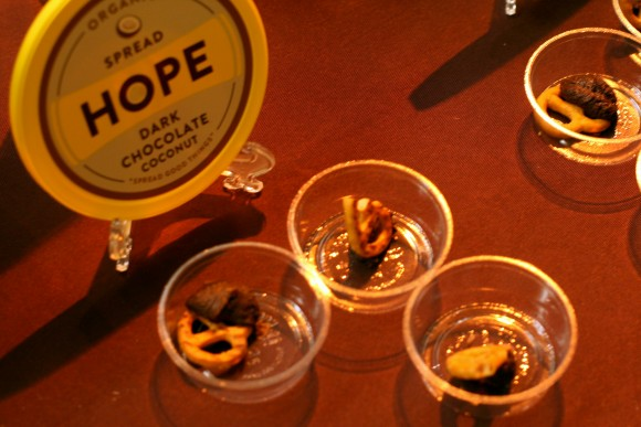 hope foods' chocolate spreads