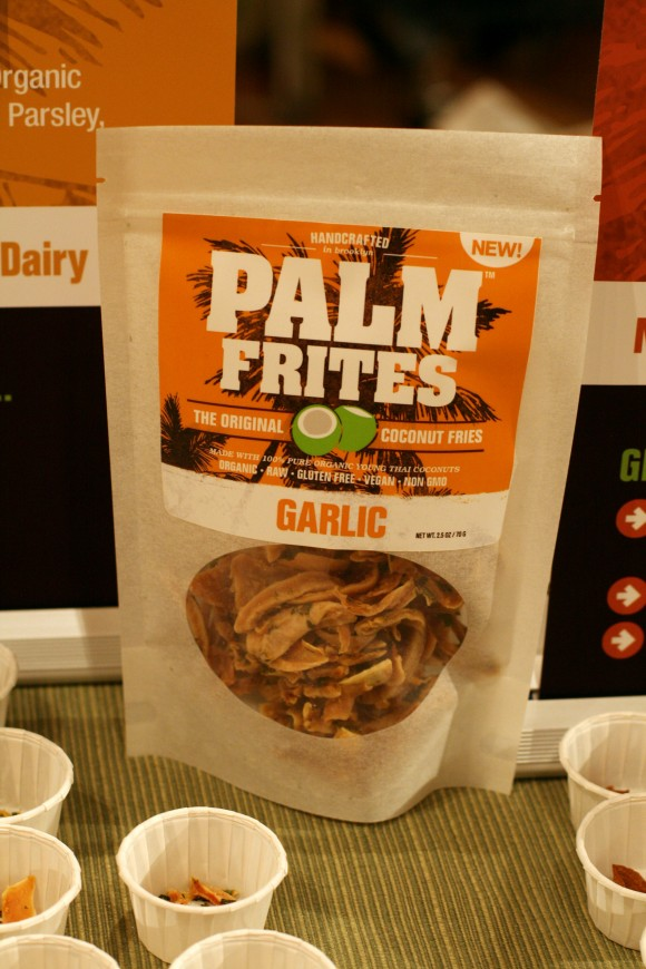 palm frites' coconut fries