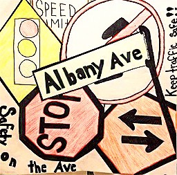 Route 44 (Albany Avenue)