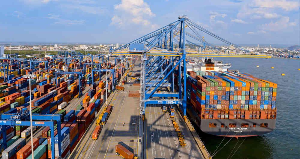 Capitanía de Puerto de Cartagena vigila actividades marítimas por Covid-19