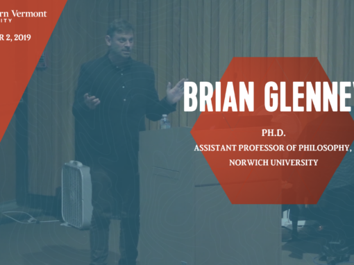 Current Topics in Science Series – Brian Glenney, Ph.D
