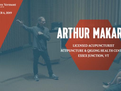 Current Topics in Science Series – Arthur Makaris, Lic. Ac.