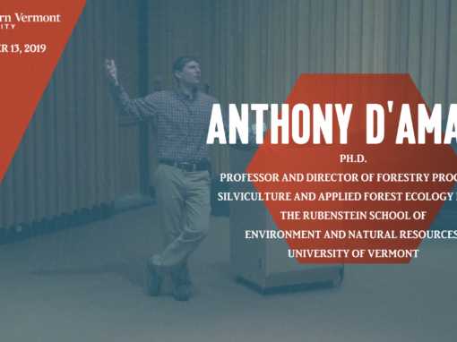 Current Topics in Science Series – Anthony D'Amato, Ph.D.