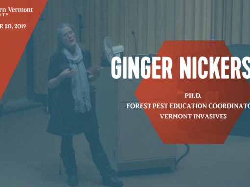 Current Topics in Science Series – Ginger Nickerson, Ph.D.