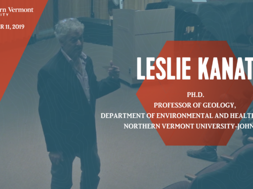 Current Topics in Science Series – Leslie Kanat, Ph.D.