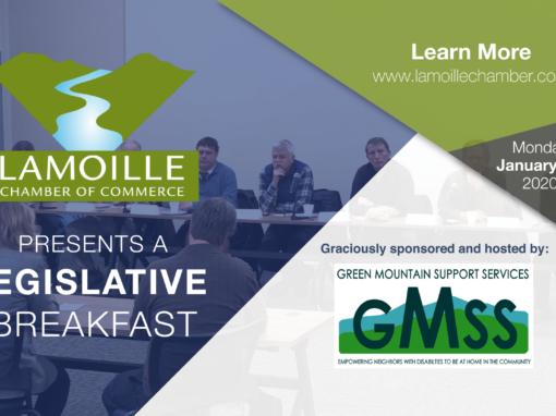 Legislative Breakfast, 1/27/20