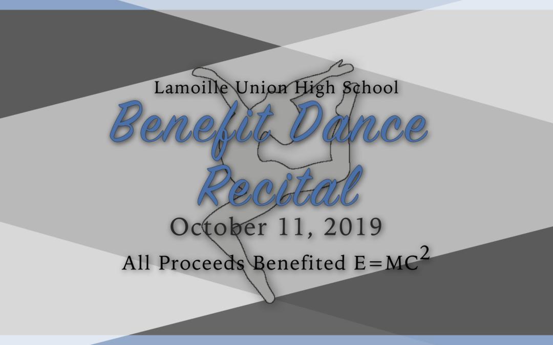 Lamoille Union High School Dance, Fall 2019