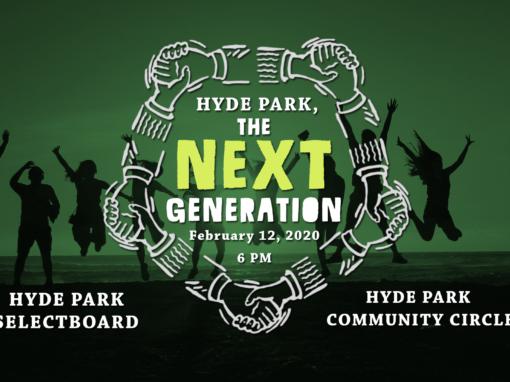 Hyde Park, the Next Generation