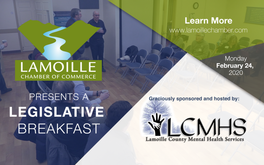 Legislative Breakfast, 2/24/20