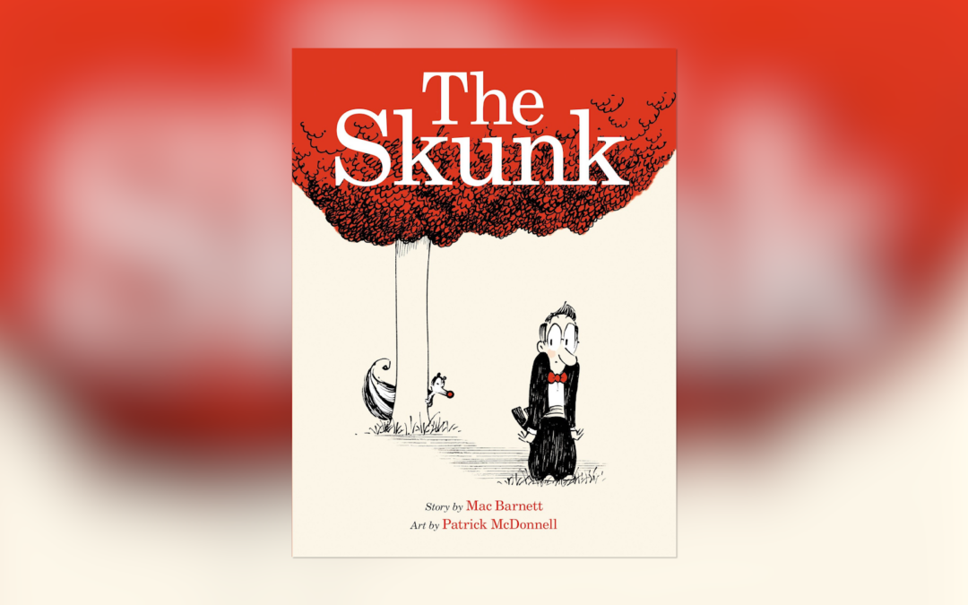 "Grannie Snow reads ""The Skunk"""