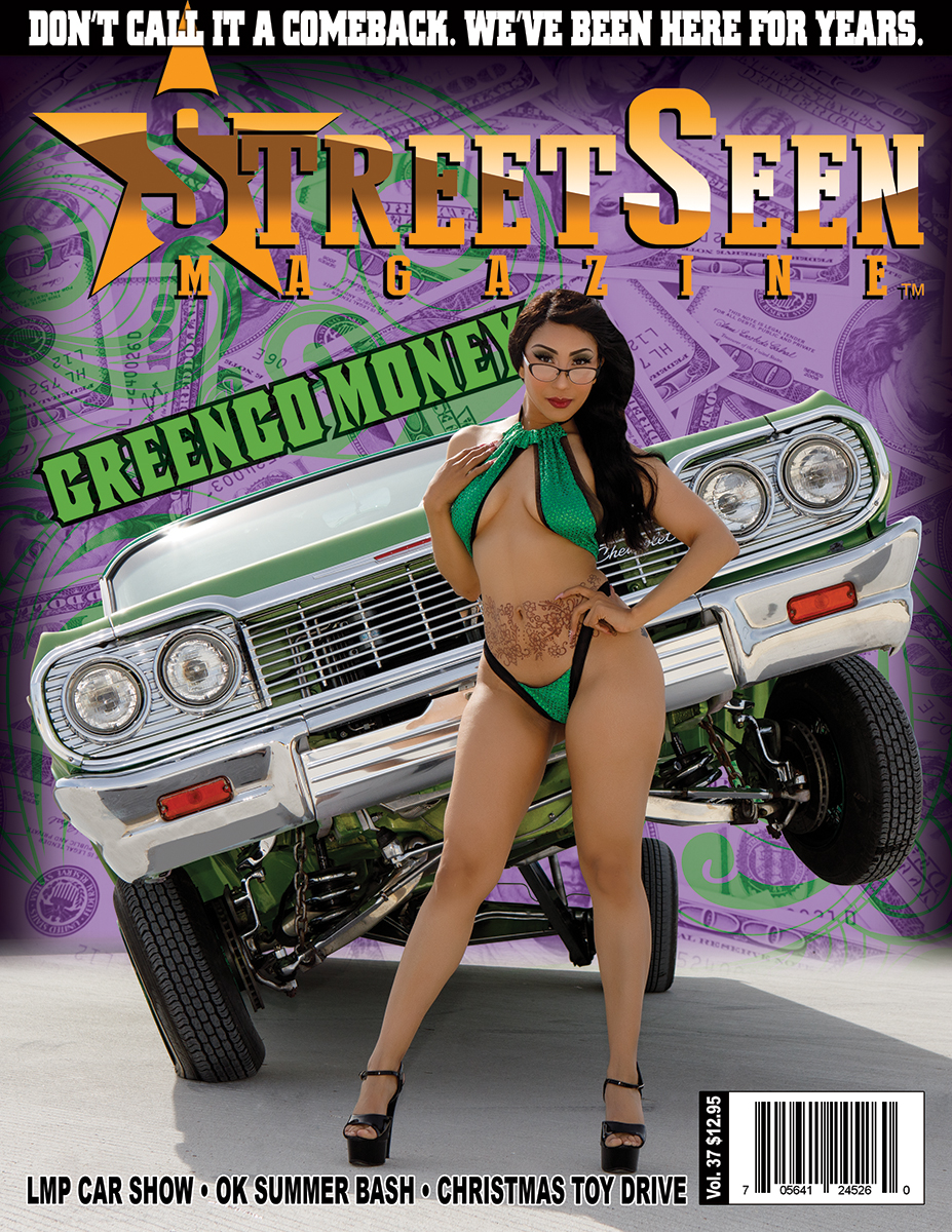 StreetSeen Magazine Vol. 37 now available for pre-order