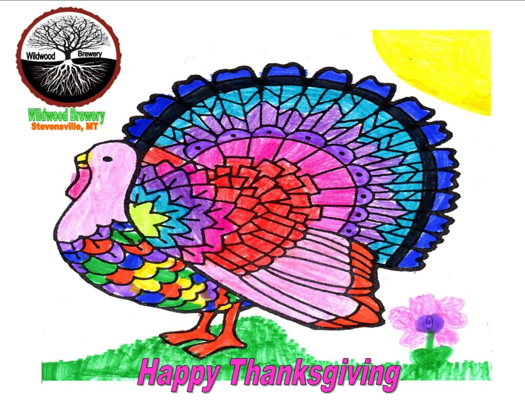 Have a fabulous Turkey Day!