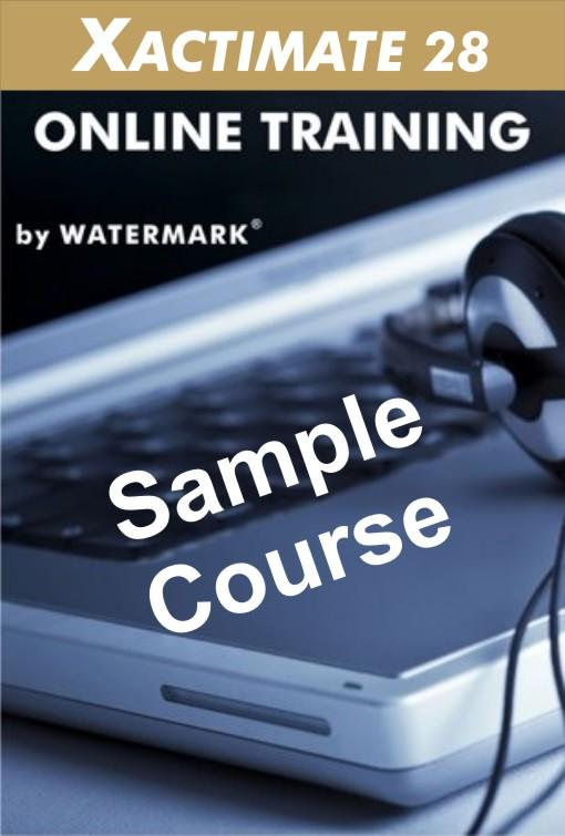 Sample Course by Watermark