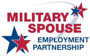 Military Spouse logo
