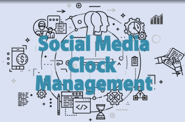 Social Media Clock Management