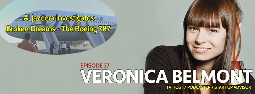 Sup Doc Ep 27 Broken Dreams with Veronica Belmont
